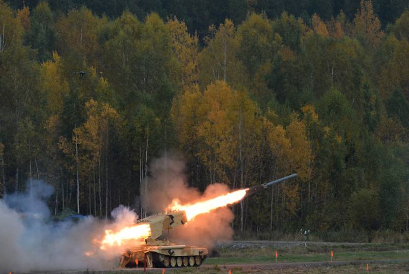 Новейшая российская огнеметная система вызывает ряд претензий