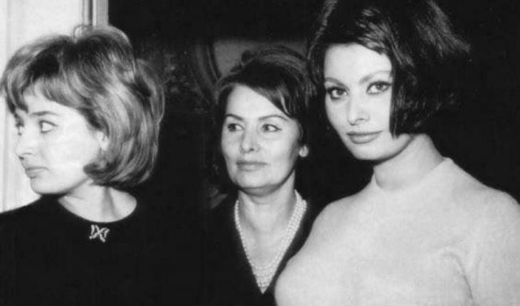 Как сложилась жизнь родной сестры Софи Лорен Анны-Марии Шиколоне актриса,заморские звезды,Софи Лорен,шоубиz,шоубиз