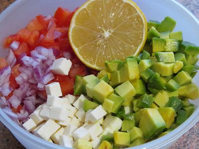 Самый вкусный салат из авокадо! кулинария,салаты