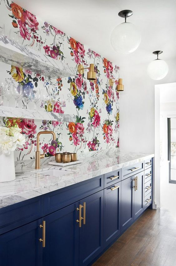 Обои на кухне: 7 мифов, в которые пора перестать верить идеи для дома,интерьер и дизайн