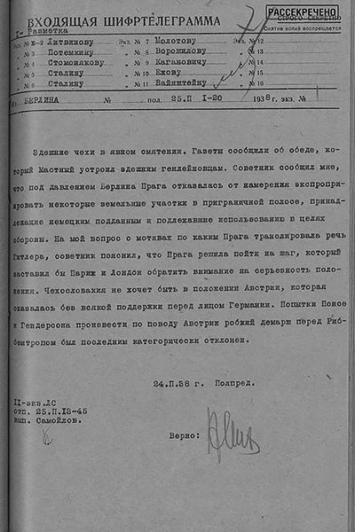Как европейские державы развязали Гитлеру руки история,интересное,былые времена