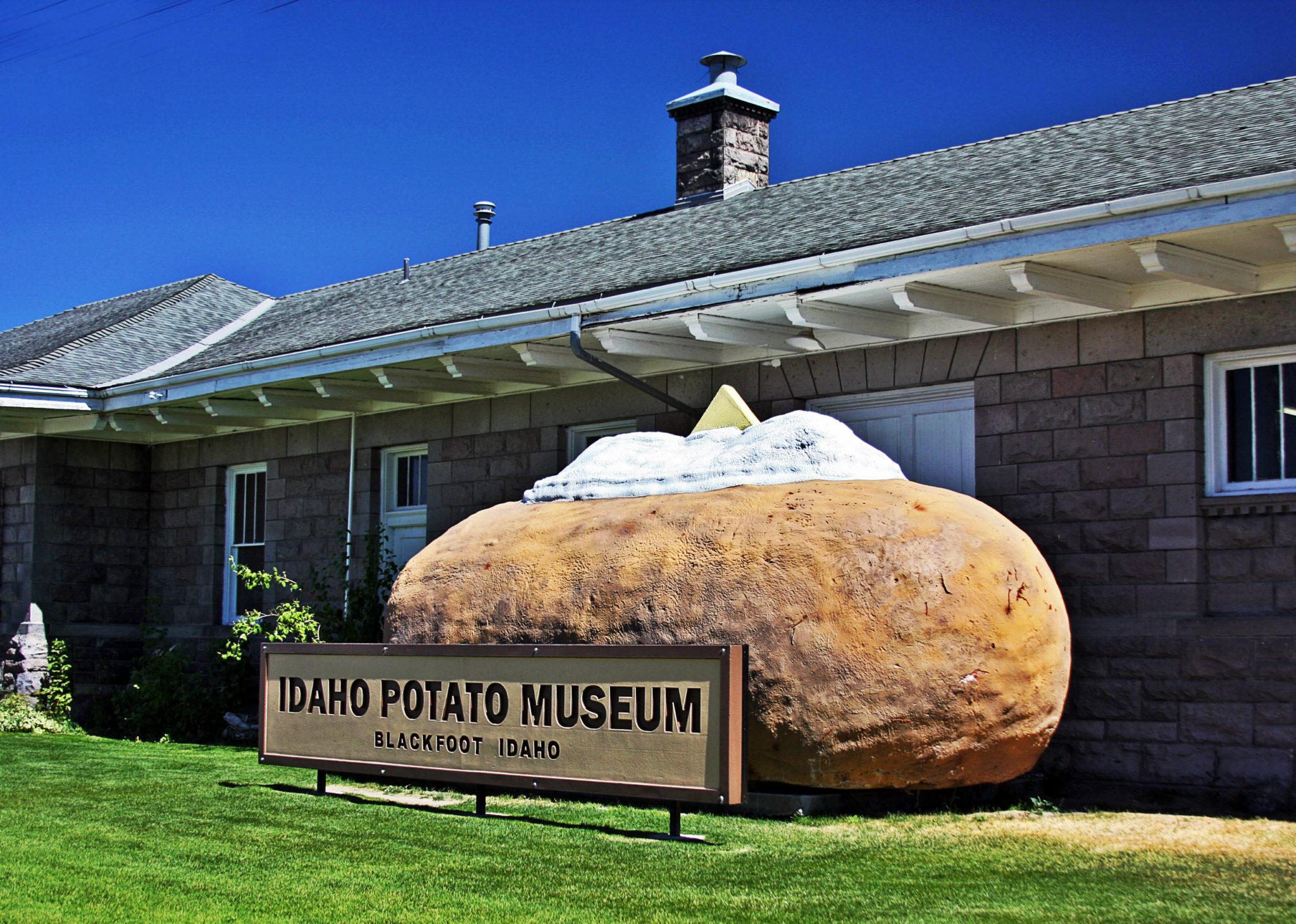 Музей картофеля - Айдахо