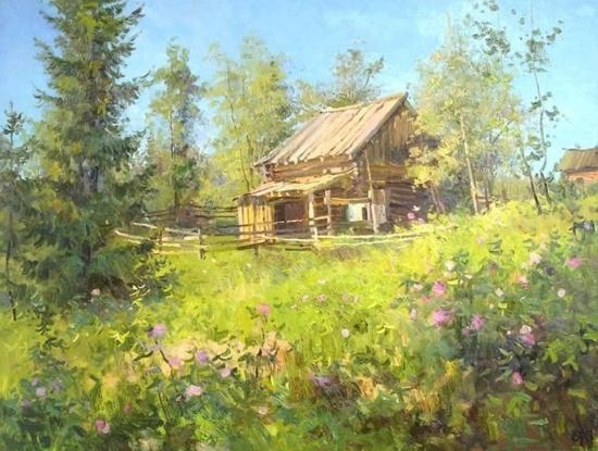 художник Алексей Ефремов картины – 07