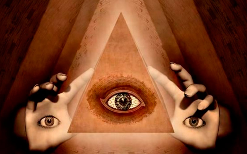 Тайна «третьего глаза»