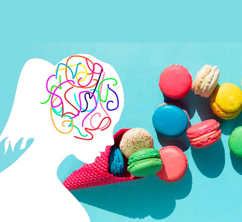 Сладкая ловушка: Как сахар влияет на психическое здоровье депрессия,здоровье,мозг,сахар
