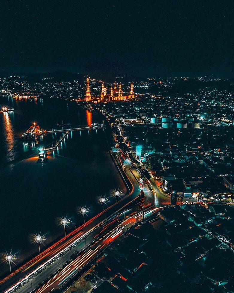Красота мира на потрясающих снимках Сямсудина Нура