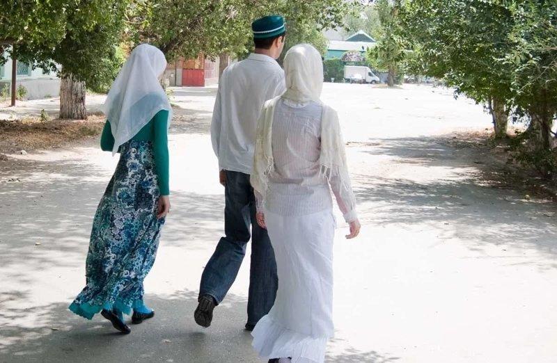 11. Кызылординец завел себе еще одну жену ynews, Любовь, две жены, интересно, истории, многоженство, несколько мужей, полигамия
