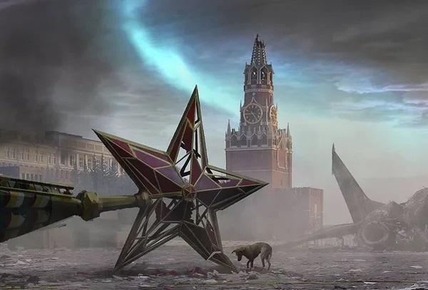 От какой участи Путин спас Россию. Напомню рассекреченные планы США по уничтожению славян