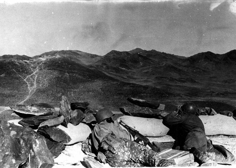 Горячее лето 1969 года:  сражение между СССР и КНР  у озера Жаланашколь. Казахстан