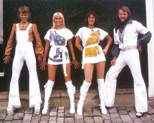 Легендарные «ABBA» — победит…