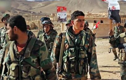 Генштаб заявил о скором освобождении центра Сирии от террористов