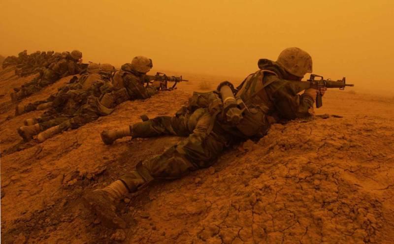 «Иракская свобода». Американ…