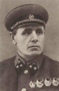Полковник Я.А. Тыкин
