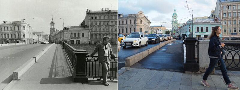 Тогда исейчас: как  менялась Москва
