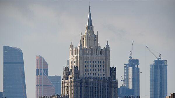 В МИД дали развернутый ответ на озабоченности Берлина ситуацией в России