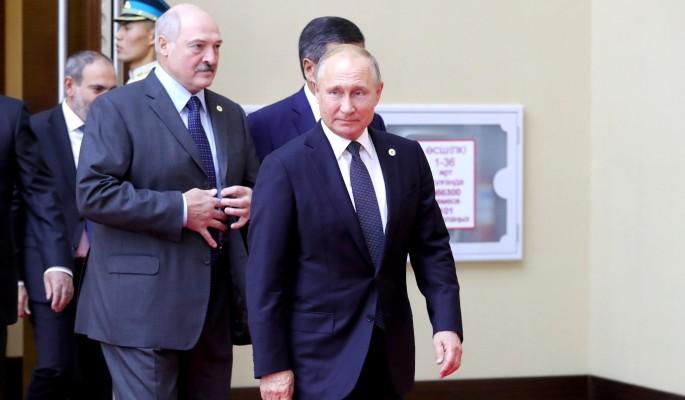 Лукашенко тайно начал борьбу…