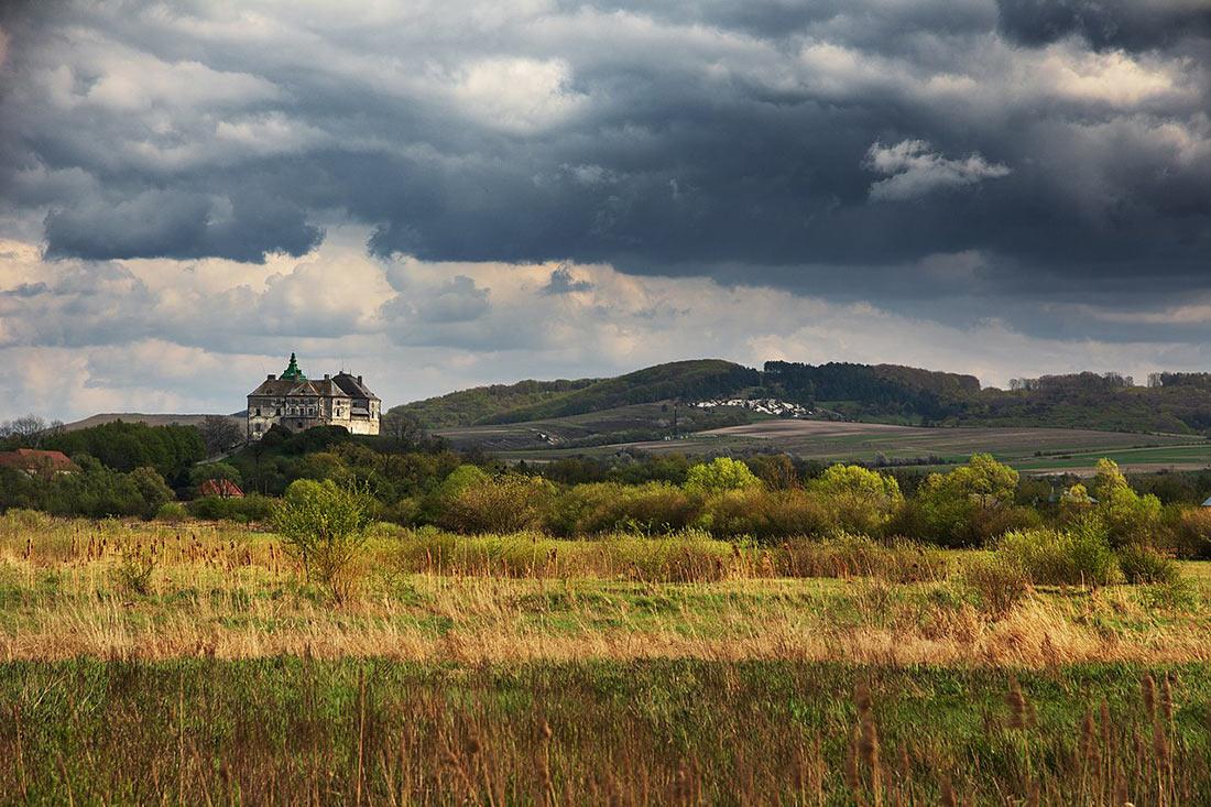 Олесский замок: украинская родина польского короля авиатур