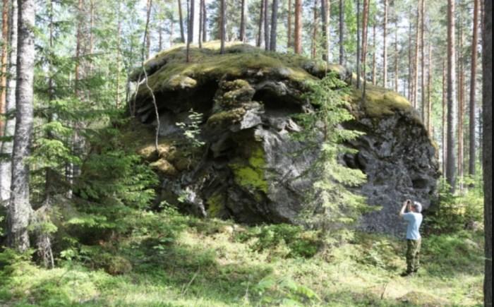 Исполинские шары в колодцах, шаманские лабиринты и другие каменные чудеса Финляндии достопримечательности