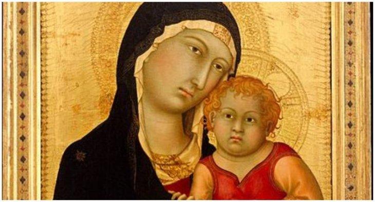 Почему младенцы в искусстве раннего Средневековья выглядят как некрасивые старики