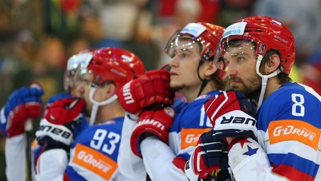 Великий, могучий и непроизносимый русский язык!: Как издеваются над иностранными хоккеистами на ЧМ-2016)