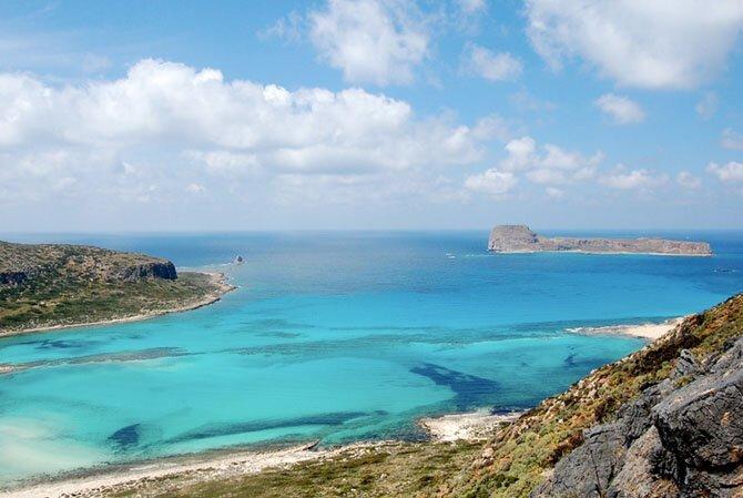Балос, Греция путешествия, факты, фото