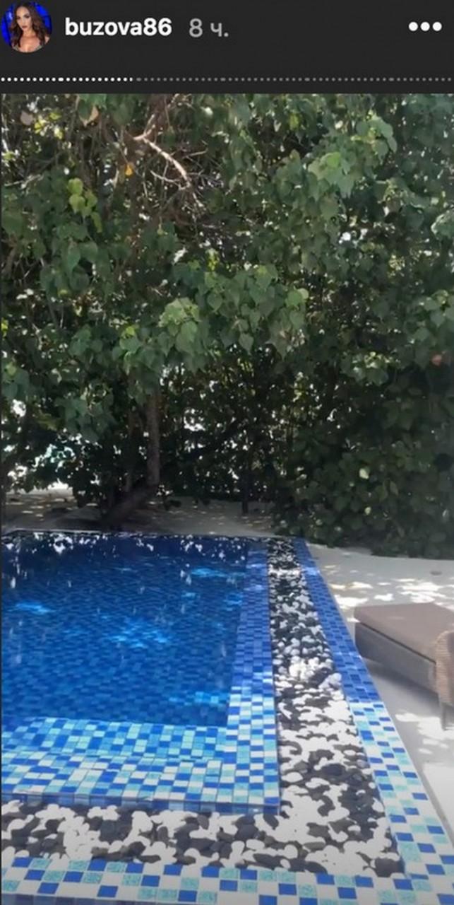 Бузова тратит на роскошный отель на Мальдивах по 100 тысяч в сутки