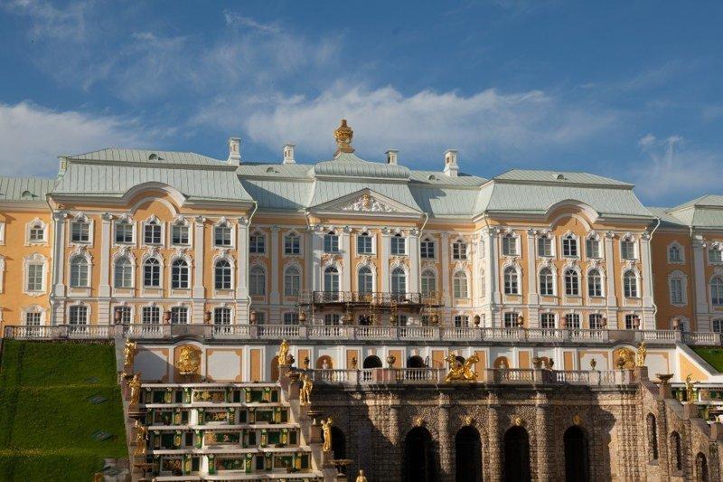 4-Петергофский дворец Исаакиевский собор, Самые красивые здания СПб, Санкт - Петербург