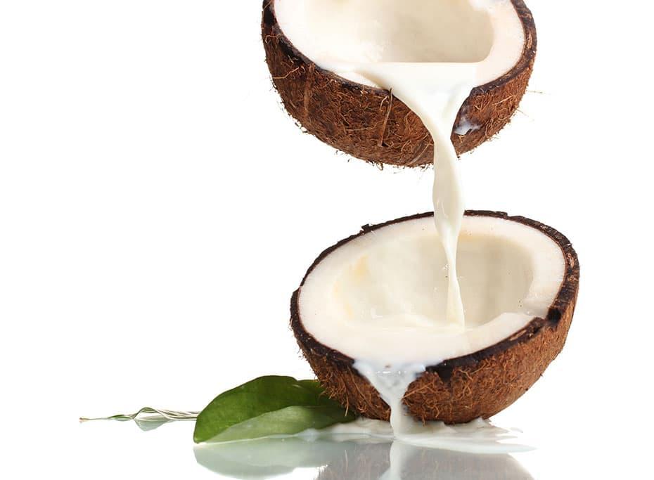 Кокосовое молоко для лица: э…
