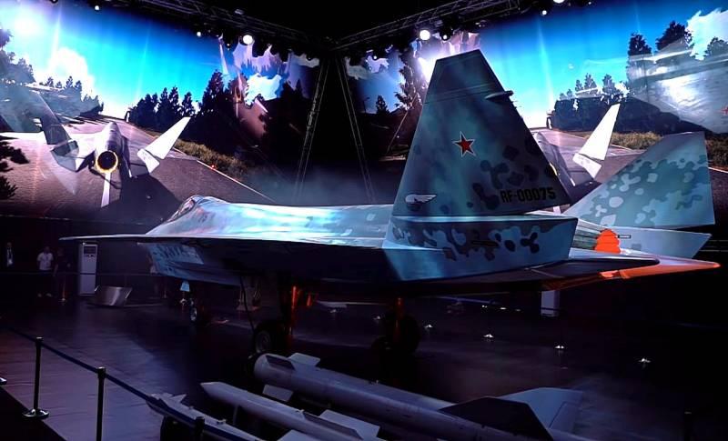 У нового российского истребителя Су-75 нашли «американские корни» Техно