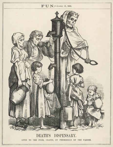 История появления холеры