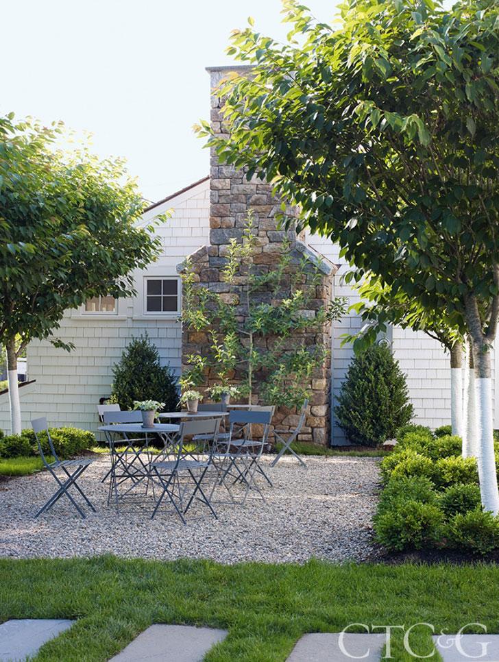 Стильная и уютная загородная резиденция Фото