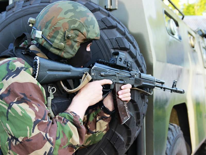 В Дагестане уничтожен боевик, связанный с ИГИЛ*