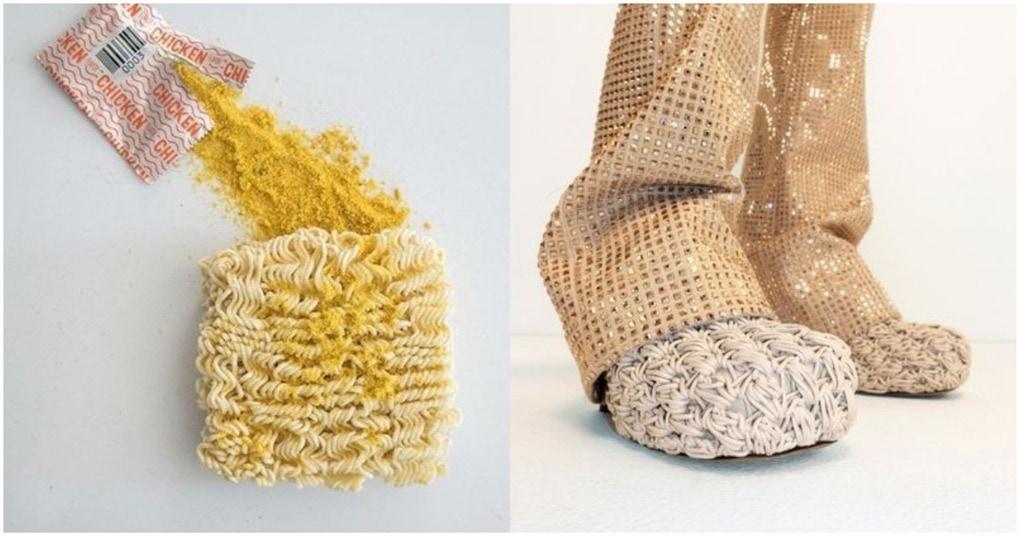 Эта странная мода: обувь от …