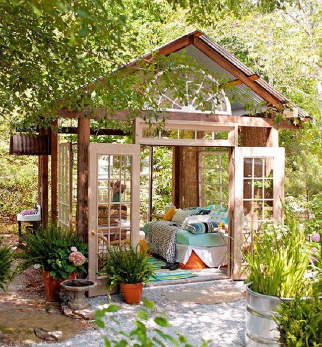 Летняя кухня на даче своими руками - отделка, дизайн, фото