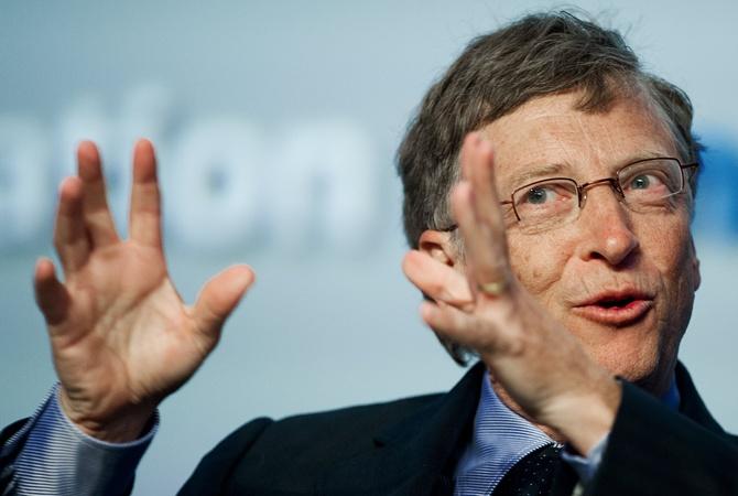 Все книги, которые Билл Гейтс посоветовал за последние восемь лет