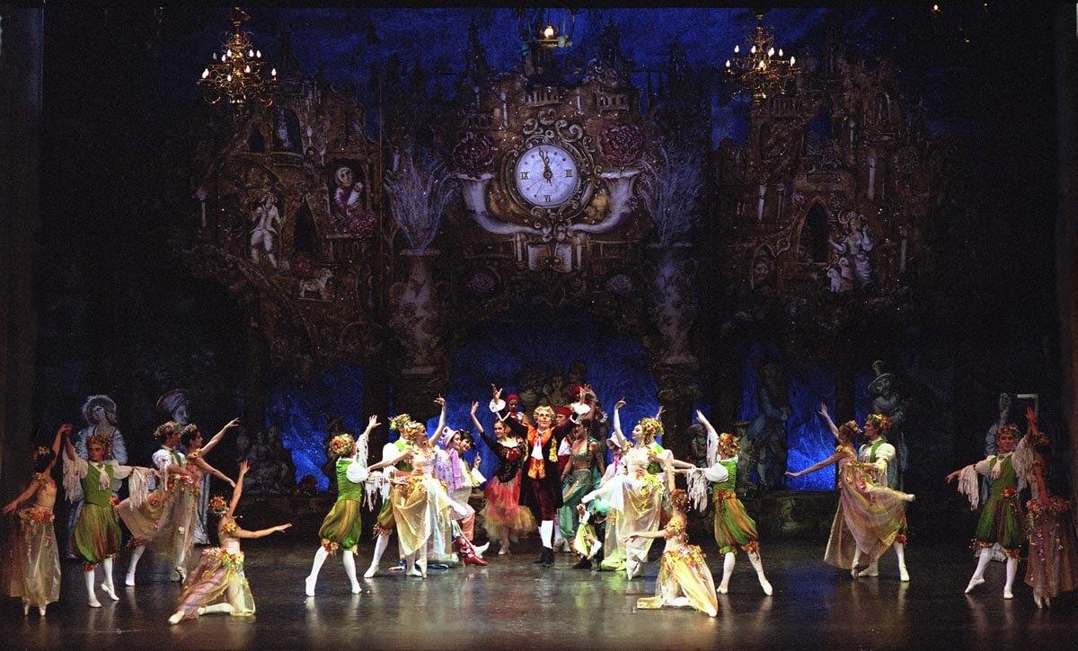 Виды Балета. Классический балет