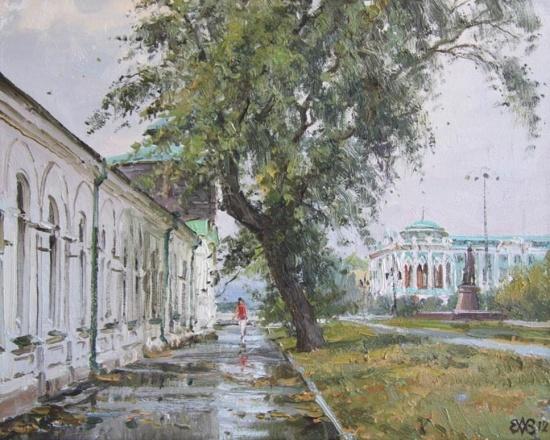 художник Алексей Ефремов картины – 10