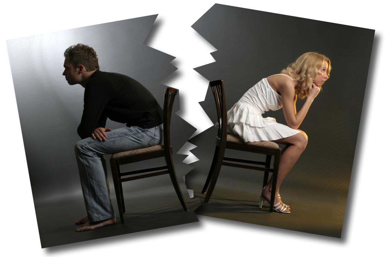 Днем рождения, картинки на тему расставания мужчины и женщины до и после