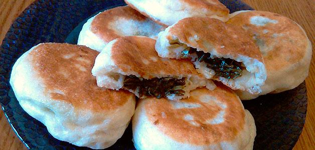 Пирожки щавелем сладкие рецепт фото