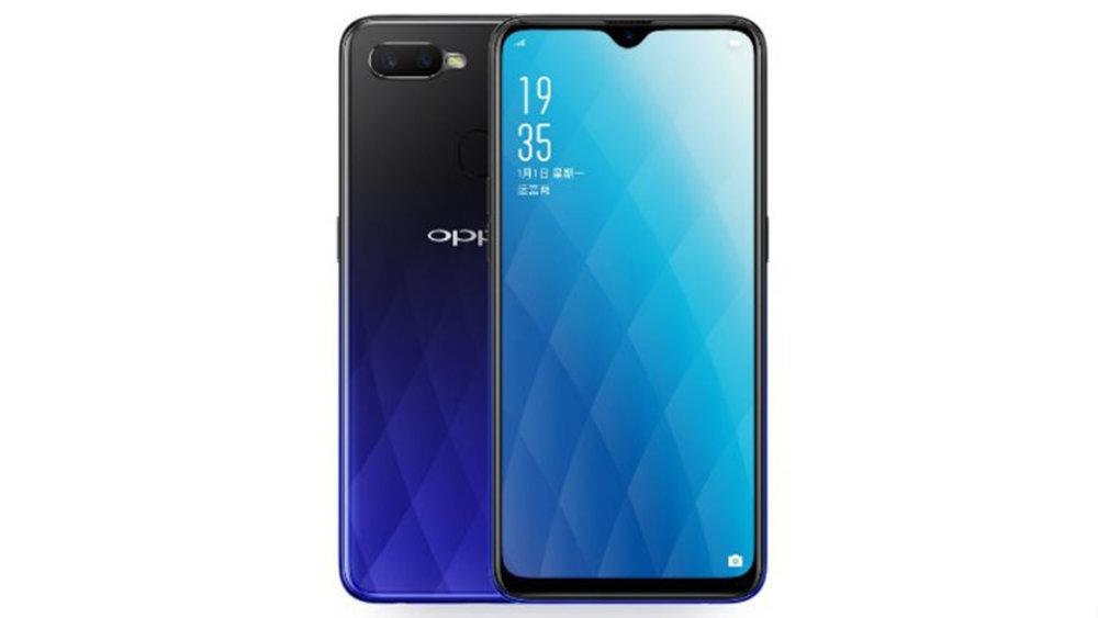 В Сеть утекли характеристики смартфона Oppo K1 с суперкамерой
