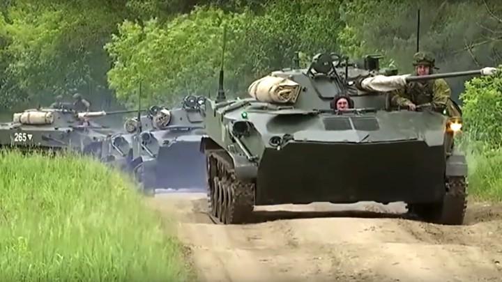 Не бойтесь российских вооруженных сил