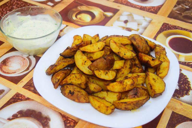 """Картофель """"Айдахо"""": теперь вы будете готовить картофель только так!"""