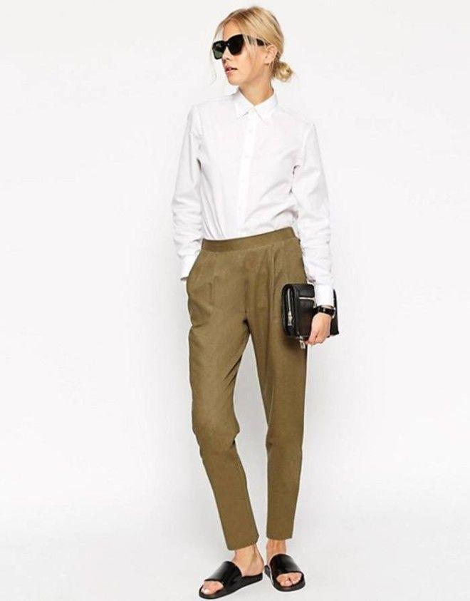 Тренды 2019 какие брюки носить летом