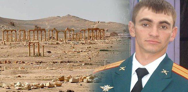 Орден Почетного Легиона для российского офицера-героя