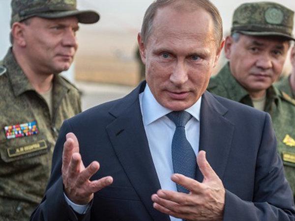 Предупреждение Путина Киеву …