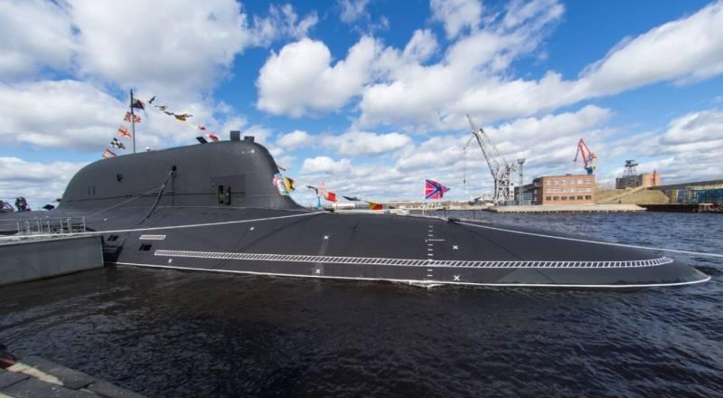 АПЛ «Новосибирск» и перспективы серии «Ясень-М» вмф