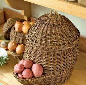 Где хранить картофель в квар…
