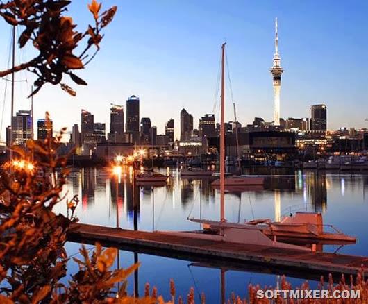 Новая Зеландия : Жизнь на краю земли