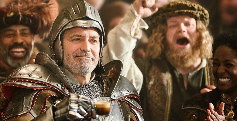 Джордж Клуни снялся в пароди…