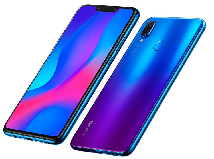 Huawei показала смартфон Nov…